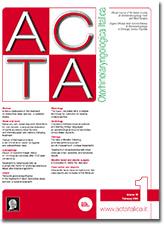 over of ACTA Otorhinolaryngologica Italica - February 2018